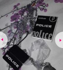 Muska POLICE ogrlica