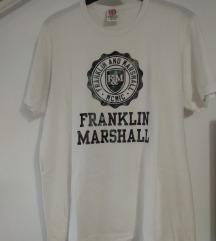 ORIGINAL Franklin&Marshall bela muska majica
