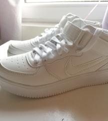 SNIZENJE 2500 NOVO Nike Snezno Bele Patike