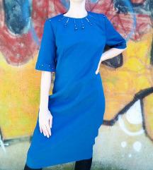 Nova Dizajnerska haljina sa biserima/ *SALE