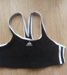 Crni sportski adidas top SNIŽENO❗❗