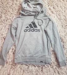 Original Adidas ženski duks sa velikom kapuljačom