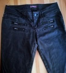 Bajkerske crne pantalone