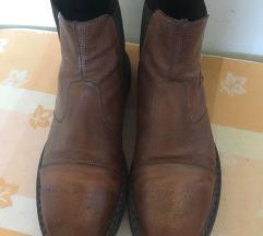 Italijanske muske gleznjace ZUMBANE cizme, 43