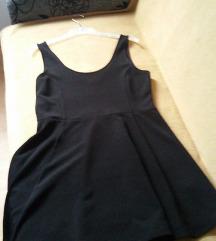 Mala crna haljina L/XL