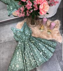 Zelena haljna