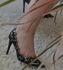Shoestar Werner kozne cipele salonke