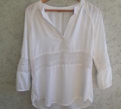 Bela bluza Orsay