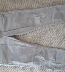 Rezervisano OVS letnje pantalone vel 122 6-7 god.