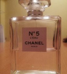 Chanel No5 L'eau edt 40/100ml