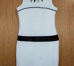 Bela mini haljina
