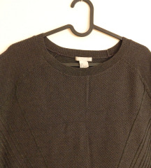 Jesenja H&M siva haljiina / vel. L