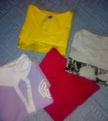 Razne majice kratak rukav