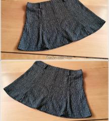 2.1.2. Braon XL mini suknja