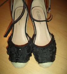 Sandale na platformu * HM torbica AKCIJA 36, 37