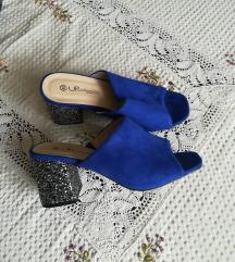 Kraljevsko plave papuce