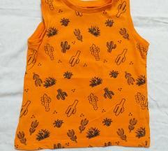 Koton dve majice za decake velicina 74