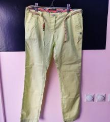 Maison scotch pantalone neon
