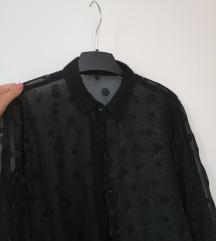 Amisu crna košulja