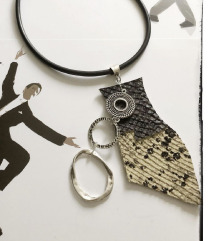 Rucni rad ogrlica