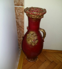 Veca glinena vaza