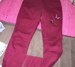 Bordo pantalone