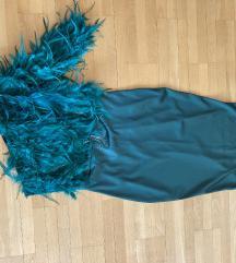 Haljina sa perjem iz Indije