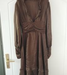 Ermanno Scervino svilena haljina