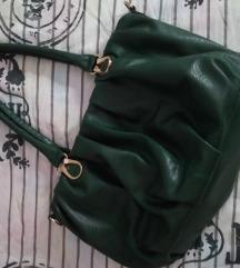 Velika zelena torba