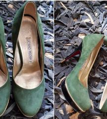 Luciano Padovan kožne cipele, original