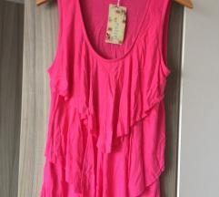 Pink majica sa karnerima