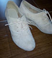 cipela na platformu