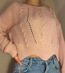 Rozi kratki džemper