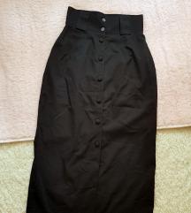 C&A suknja crna