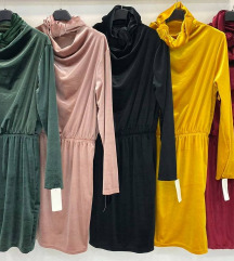 Plisane haljine