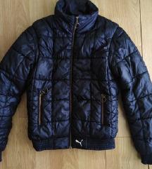 PUMA crna jakna (prsluk) M