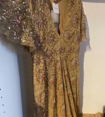 Zara dugacka haljina, nova, etiketa