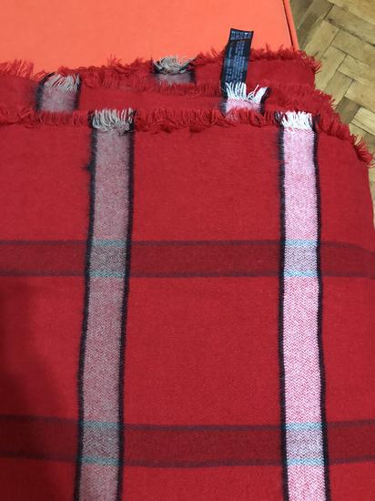Veliki Zara crveni šal