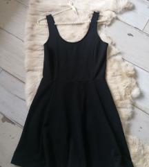 H&M crna haljina kao nova m