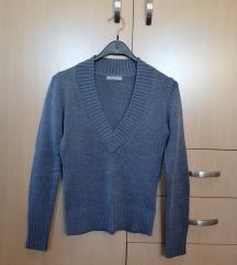 Sivi džemper terranova