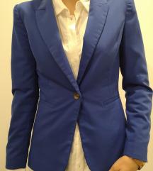 Plavi H&M sako