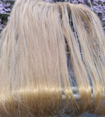 umetak za kosu na 4 klipse