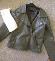 FOREVER 21 kozna jakna