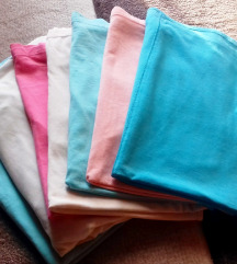Majice lot Bershka, Terranova 6 majica