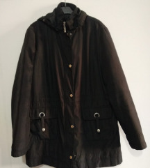 Crna jakna L/XL PREDLOZI CENU I NOSI