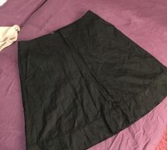 Crna suknjica H&M