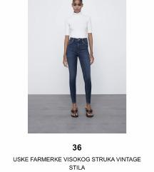 Zara nova kolekcija sa etiketom 36