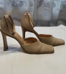 Krem sandala cipele