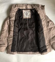 Zara ski jakna, perje, sniž 800