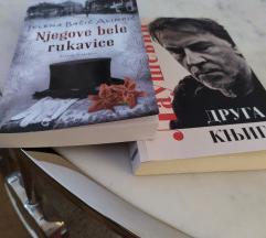 Menjam knjige za knjige
